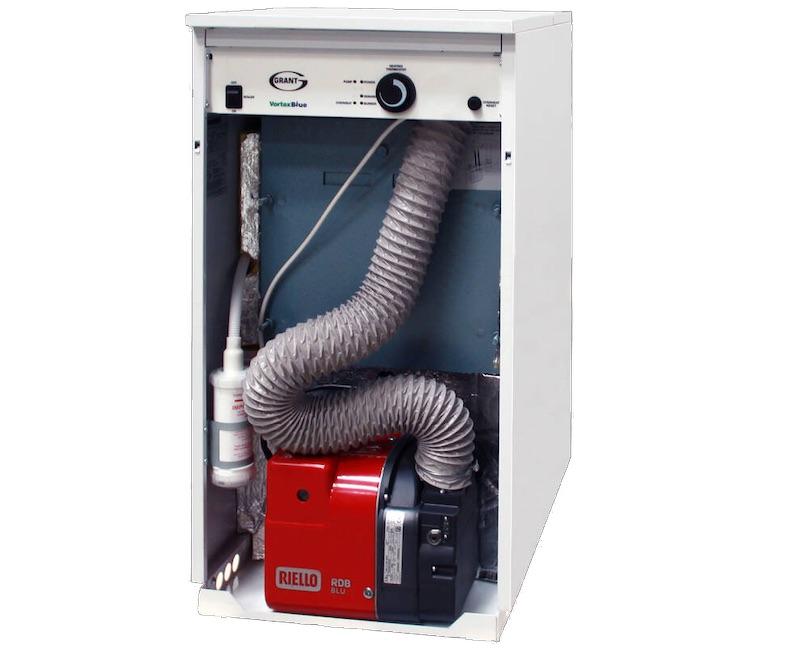 Installing a Grant VortexBlue boiler