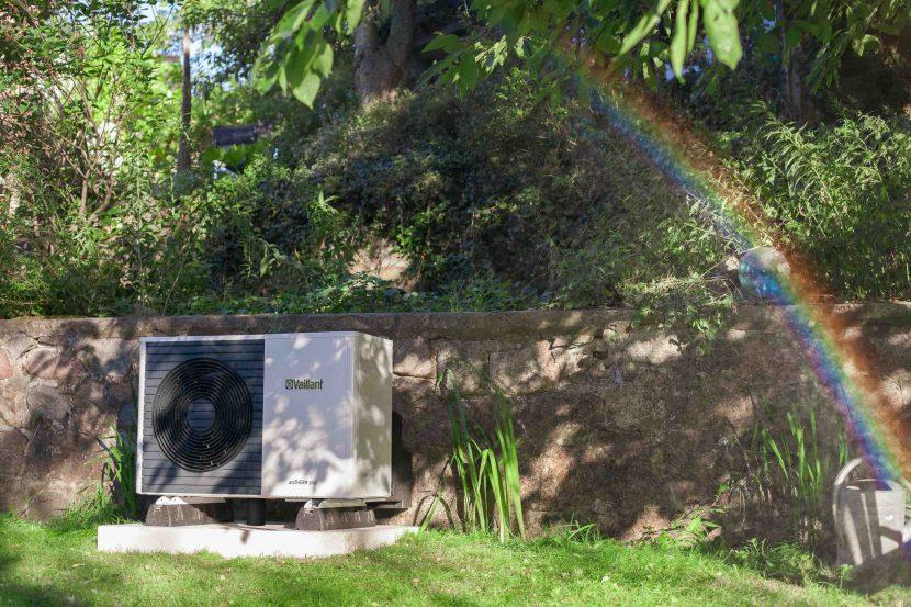 Heat pump range takes centre stage