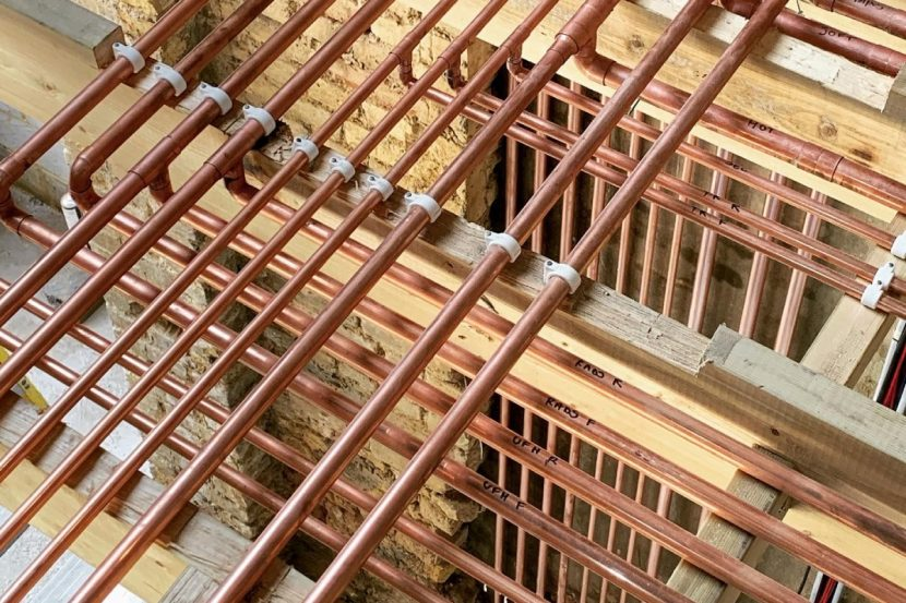 Championing the case for copper